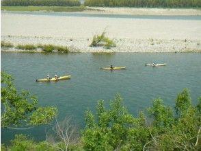 [Tokushima Yoshino] beginner OK! Magnificent nature experience! River kayak experience (beginner course: 90 minutes)