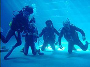 【大阪・上町】トライしてみよう! プール体験ダイビングの画像