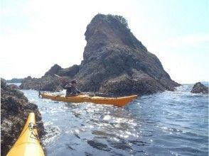 【和歌山・すはら海岸】苅藻島と栖原の海を独り占め!シーカヤック!(1日コース)