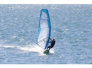 [Aichi Chita] First of all from here! Windsurfing Experience (1 day course)