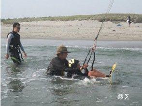 [Kanagawa ・ Shonan] Kite board experience (1 day course)