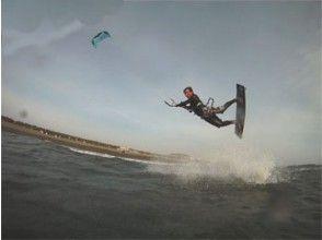 [Kanagawa ・ Shonan] Kite board experience (5 days master course)