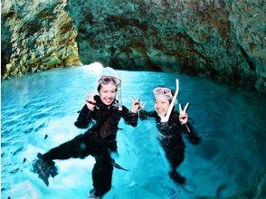 【概率最高!当天预约OK! ] 蓝洞浮潜!免费照片、视频和喂食!