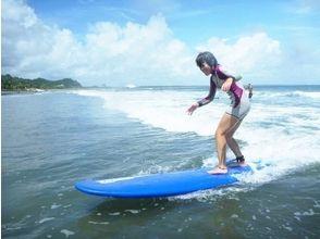 【宮崎シーガイア】サーフィンスクール体験ツアーの画像