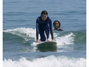 【宮崎でサーフィン】中高年限定のサーフィンスクールの画像