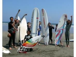 【宮崎でサーフィン】さらなる高みへ!経験者向けサーフィンスクール(レベルアップコース)の画像