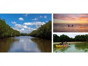 [Okinawa Onna] mangrove kayak