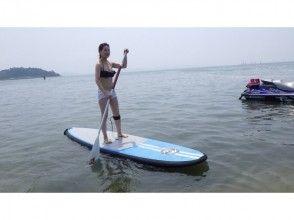 【愛知・三河湾】SUP体験コース (90分間・簡単レッスン付)2名より受付