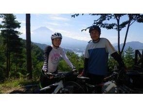 [Yamanashi Kawaguchiko] MTB (mountain bike) experience of image