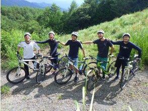 [Yamanashi/ Kawaguchiko] MTB (Mountain Bike) experience-Downhill tour at the foot of Fuji
