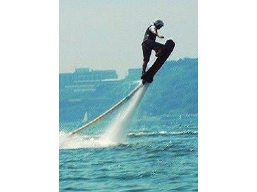 【愛知・三河湾】ホバーボード体験コース お1人さまOKの紹介画像