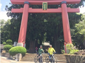 [Yamanashi/ Kawaguchiko] Mt. Fuji World Cultural Heritage! Guide Cycling (MTB)