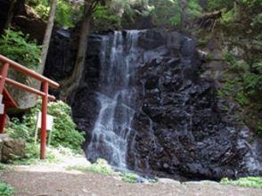 【山梨・河口湖】河口浅間神社~母の白滝ネイチャーガイドウォーク