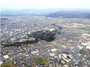 Recommend to the triple-Iga area] anniversary! Image of a hot air balloon 45 minutes private flight course