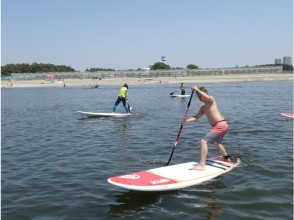 [Chiba ・ Inage Coast] I want to improve my skills more! SUP School Step up course! 【2 hours】