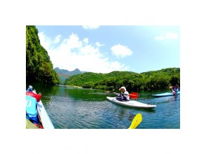 [Kagoshima Yakushima] quiet river flowing through the four seasons various enjoy River kayak