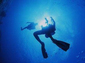 [富山滑川]率先在富山灣,開始下潛!在開放水域潛水員課程的形象
