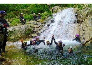 【滋賀・キャニオニング】Lv.2八淵の滝コースの画像