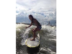 [Hiroshima Fukuyama] water of exhilaration! Wake Surfing