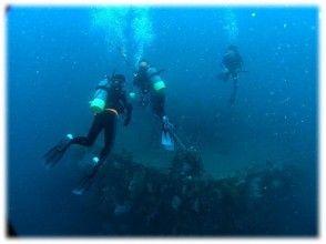 【静岡・熱海】ダイバーだけが知る、秘密の沈船を見に行こう!【熱海・ファンダイブ・2ボート】(日本語)