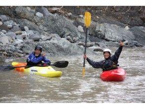 [Hokkaido ・ In Hidaka Kayak]Kayak School(half-day course)