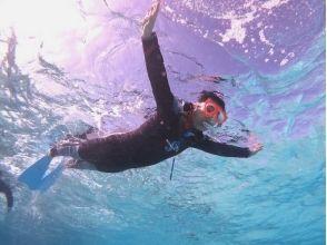 【沖縄・石垣島】浅瀬の幻想的な世界を体感!シュノーケリング!