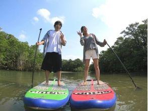 【沖縄・石垣島】自然を最大限に楽しもう!ジャングルクルーズSUPツアー!