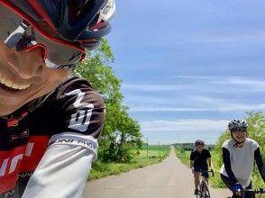 【札幌集合・千歳~追分】四季それぞれの色彩を楽しむパレットの丘25~30kmサイクリング(市内送迎