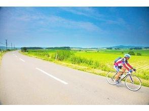 【札幌ロードバイク1日コース】四季それぞれの色彩を楽しむパレットの丘15~30km【市内送迎あり!】の画像