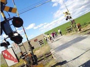 【札幌ロードバイク1日コース】四季それぞれの色彩を楽しむパレットの丘60km【市内送迎あり!】