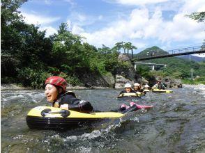 【群馬・水上】ハイドロスピード半日コース!  激しさ五つ星★川と一体になる!