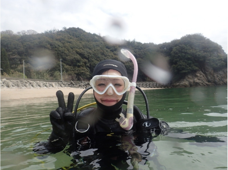 [Kagawa Seto Inland Sea] test run! Enjoy it! Diving!の紹介画像