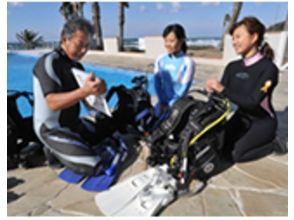 [香川縣瀨戶內海] PADI開放水域潛水員課程(許可證獲取)