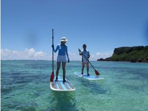 【沖縄・本島】優雅に海上散歩!SUPオーシャンクルーズ(120分)