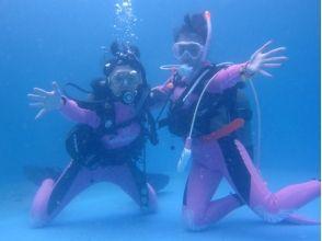 【大阪・堀江】ライセンス不要!温水プールで安心安全!体験ダイビングの画像