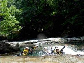 [Gifu Gujo] anyway Sawa play feels good! [Shower climbing / canyoning]