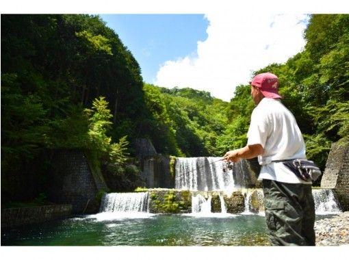 【埼玉・秩父】全長500m!迫力満点の渓流釣り イワナ・ヤマメを1日釣り放題!BBQオプションあり♪の紹介画像