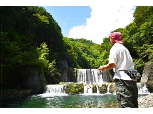 【埼玉・秩父】豊かな自然に囲まれて ニジマス1日釣り放題コース【BBQオプションあり♪】