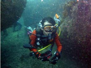 [名古屋] PADI电子学习开放水域潜水员[执照取得]曼塔球场