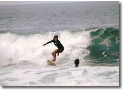 【四国/生見海岸】必ず1日で立たせてみせます!1日サーフィン体験