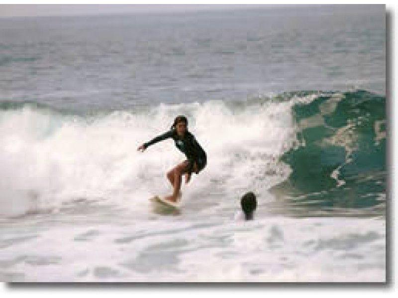 【四国/生見海岸】必ず1日で立たせてみせます!1日サーフィン体験の紹介画像