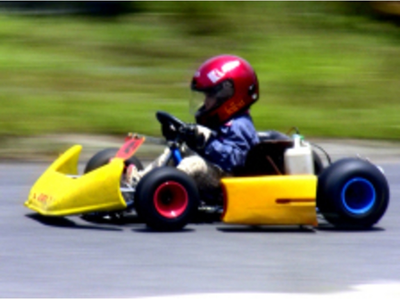 [Hiroshima / Hatsukaichi] tried to run the course in a racing cart! ★ also ride less than elementary school! ★の紹介画像