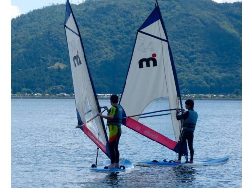 Lake Biwa PRO windsurfing school