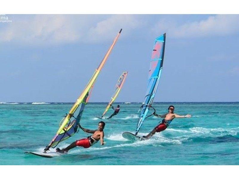 shiga lake biwa windsurfing beginner master course 3