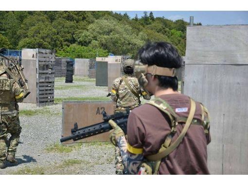 [Chiba / Inzai Shirai] field charter (survival game)の紹介画像