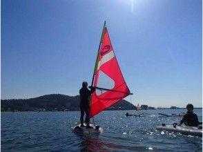 【神奈川/逗子】初心者にオススメ!気軽に始められるウインドサーフィン1日体験コース