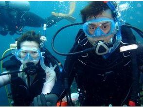 【海の旅のたのしいアクティビティ♪】体験ダイビング
