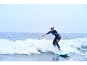 【神奈川・湘南】女性専用ファースト体験コース【サーフィン】
