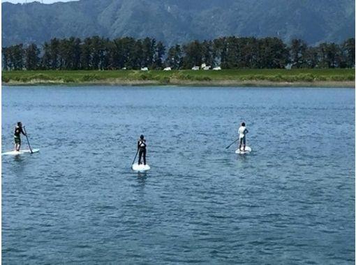 【愛知・木曽川】ゆったり楽しむ!SUPリバークルージングコース(約120分)