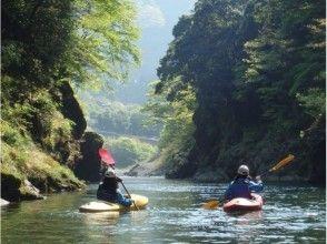 [ Tokyo・Okutama ]] Leisurely ♪ Canoe 1 Sun Experience tour (long course)